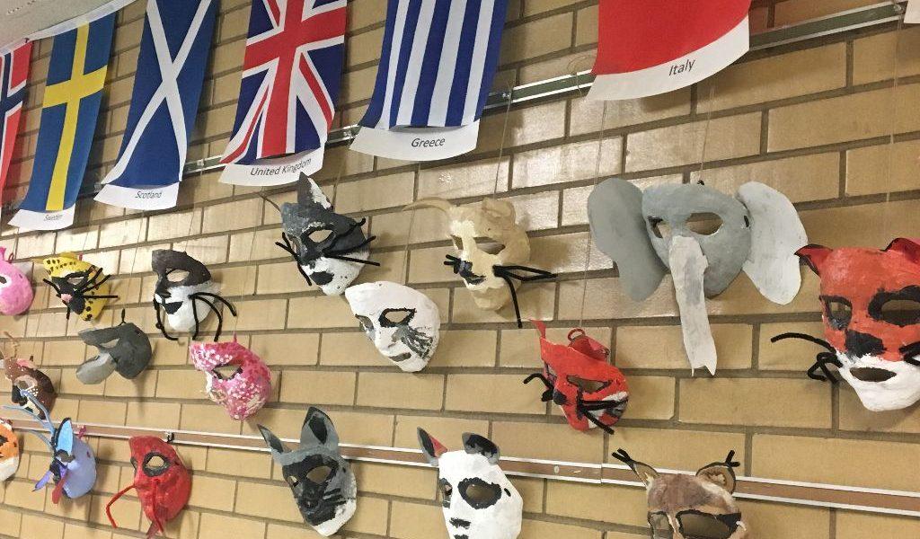Mask Making – Part 2